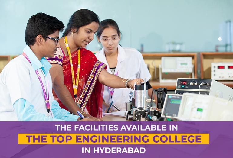 top engineering colleges in Hyderabad