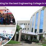 Best engineering colleges in Hyderabad